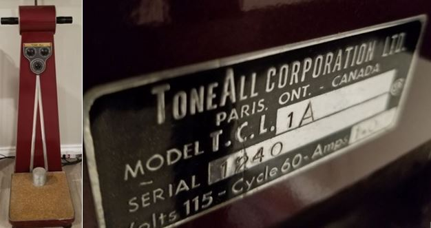 ToneAll Corporation LTD Paris Ontario Canada